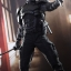 HotToys MMS192 G.I. JOE RETALIATION - SNAKE EYES thumbnail 3