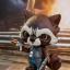 Hot Toys COSB355 GUARDIANS OF THE GALAXY VOL. 2 - ROCKET thumbnail 2