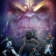 Thanos on Throne - Maquette by Sideshow Collectibles thumbnail 35