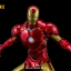 King Arts 1/9 Diecast Figure Series DFS022 Diecast Action Iron Man Mark 4 thumbnail 17