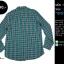 C1473 เสื้อลายสก๊อต ผู้ชาย สีเขียว Eddie Buaer ไซส์ใหญ่ thumbnail 3