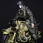 ToysCity TC-68010 1/6 WWII German Grossdeutschland Division Motorcycle Driver Set thumbnail 13