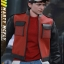 Hot Toys MMS379 BACK TO THE FUTURE PART II - MARTY MCFLY (SE) thumbnail 8