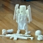ThreeA WWRp Caesar Toga White DIY LTD thumbnail 4