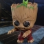 Hot Toys COSB360 GUARDIANS OF THE GALAXY VOL. 2 - GROOT SET thumbnail 3