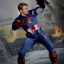 Hot Toys MMS174 THE AVENGERS - CAPTAIN AMERICA thumbnail 6