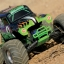 Grave Digger: 1/10 Scale Monster Jam Replica Monster Truck #3602A thumbnail 5
