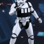 Hot Toys MMS318 STAR WARS: THE FORCE AWAKENS - FIRST ORDER HEAVY GUNNER STORMTROOPER thumbnail 5