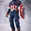 HOTTOYS MMS 281 Avengers: Age of Ultron - Captain America thumbnail 11