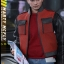 Hot Toys MMS379 BACK TO THE FUTURE PART II - MARTY MCFLY (SE) thumbnail 14