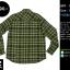 C2215 เสื้อลายสก๊อตผู้ชาย สีเขียว Billabong thumbnail 2