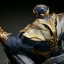 Thanos on Throne - Maquette by Sideshow Collectibles thumbnail 18