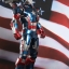 Hot Toys MMS195D01 IRON MAN 3 - IRON PATRIOT thumbnail 1
