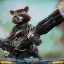 Hot Toys MMS411 GUARDIANS OF THE GALAXY VOL.2 - ROCKET (DELUXE VERSION) thumbnail 9