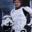 Hot Toys MMS418 STAR WARS: EPISODE IV A NEW HOPE - HAN SOLO (STORMTROOPER DISGUISE VERSION) thumbnail 11