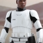 Hot Toys MMS367 STAR WARS: THE FORCE AWAKENS - FINN (FIRST ORDER STORMTROOPER VERSION) thumbnail 7