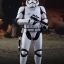 Hot Toys MMS367 STAR WARS: THE FORCE AWAKENS - FINN (FIRST ORDER STORMTROOPER VERSION) thumbnail 4