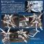 BANDAI HGBF 003 - GUNDAM X MAOH thumbnail 6