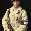 """DID A80116 2ND ARMORED DIVISION """"MILITARY POLICE"""" - BRYAN thumbnail 1"""