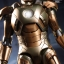 Hot Toys MMS208 IRON MAN 3 - MIDAS (MARK XXI) thumbnail 12