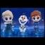 Hot Toys COSB420 OLAF'S FROZEN ADVENTURE - OLAF, ELSA, ANNA thumbnail 1