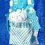 ThreeA G.I.D BLUE F.I.R.E.FLY DROPCLOTH 1.5U (สีฟ้า) thumbnail 3
