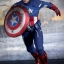 Hot Toys MMS174 THE AVENGERS - CAPTAIN AMERICA thumbnail 8
