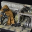 Toys City TC-S002A,B Diorama series - 1/6 Workshop Roof scene thumbnail 12