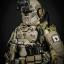 Green Wolf Gear GWG-004 Desert Raider - GALAC-TAC armour inspired. thumbnail 8