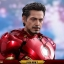 Hot Toys MMS462D22 IRON MAN 2 - MARK IV WITH SUIT-UP GANTRY thumbnail 12
