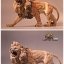 JxK.Studio JxK002 1/6 African Lion figure thumbnail 1