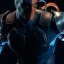 Deathstroke - Premium Format™ Figure by Sideshow Collectibles thumbnail 14