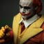 FIRE A015A JOKER (Burger Uncle Fast Food Clown) thumbnail 5