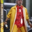 Hot Toys MMS380 BACK TO THE FUTURE PART II DR. EMMETT BROWN (SE) thumbnail 4