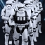 Hot Toys MMS318 STAR WARS: THE FORCE AWAKENS - FIRST ORDER HEAVY GUNNER STORMTROOPER thumbnail 8