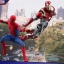 Hot Toys MMS425 MMS426 SPIDER-MAN: HOMECOMING - SPIDER-MAN (DELUXE VERSION) thumbnail 19