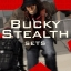 SUPERMCTOYS F-064 Bucky Stealth Sets thumbnail 1