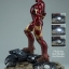Iron Man Mark III - Maquette by Sideshow Collectibles thumbnail 4