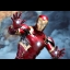 Hot Toys MMS353D16 CAPTAIN AMERICA: CIVIL WAR - IRON MAN MARK XLVI thumbnail 9