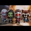 Hot Toys COSB359 GUARDIANS OF THE GALAXY VOL. 2 - GUARDIANS OF THE GALAXY SET thumbnail 1