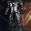 Hot Toys MMS198D03 IRON MAN 3 - WAR MACHINE MARK II (SE) thumbnail 1