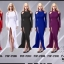 POPTOYS F28A-E NIKITA bare-shouldered evening dress suit thumbnail 1