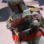 Hot Toys MMS313 STAR WARS: EPISODE VI RETURN OF THE JEDI - BOBA FETT (DELUXE VERSION) thumbnail 12