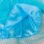 Pre-order ชุดเอลซ่า / Size 100 / Light blue thumbnail 2