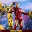 Hot Toys MMS462D22 IRON MAN 2 - MARK IV WITH SUIT-UP GANTRY thumbnail 6