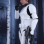 Hot Toys MMS418 STAR WARS: EPISODE IV A NEW HOPE - HAN SOLO (STORMTROOPER DISGUISE VERSION) thumbnail 6