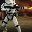 Hot Toys MMS326 SW:THE FORCE AWAKENS - FIRST ORDER FLAMETROOPER thumbnail 1