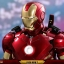 Hot Toys MMS462D22 IRON MAN 2 - MARK IV WITH SUIT-UP GANTRY thumbnail 21