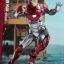 Hot Toys MMS427D19 SPIDER-MAN: HOMECOMING - IRON MAN MARK XLVII thumbnail 9
