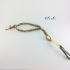 Anklet to Toe Ash Grey